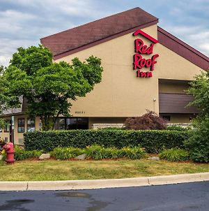 Red Roof Inn Detroit Metro Airport - Belleville photos Exterior