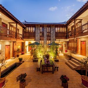 Lijiang Liman Wenzhi No.1 Hotel photos Exterior