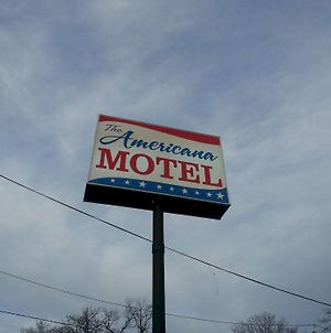 Americana Motel photos Exterior