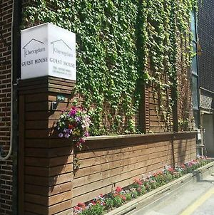 Cheongdam Ladies Guesthouse In Seoul photos Exterior
