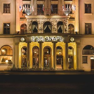 Esplanade Hotel Prague photos Exterior