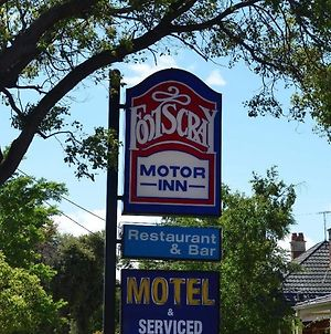 Footscray Motor Inn And Serviced Apartments photos Exterior