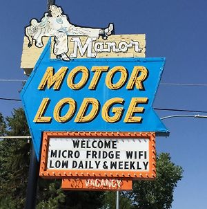 Manor Motor Lodge photos Exterior