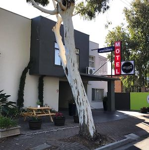 Adelaide City Fringe Serviced Apartments photos Exterior