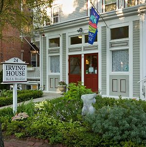 Irving House At Harvard photos Exterior