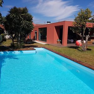 Villa With 4 Bedrooms In Vila Nova De Cerveira With Private Pool Furnished Terrace And Wifi 16 Km From The Beach photos Exterior