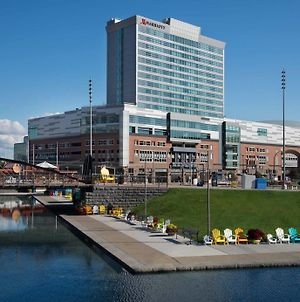 Buffalo Marriott At Lecom Harborcenter photos Exterior