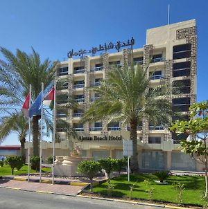 Ajman Beach Hotel photos Exterior