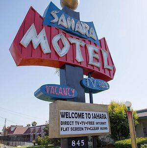 Sahara Motel photos Exterior