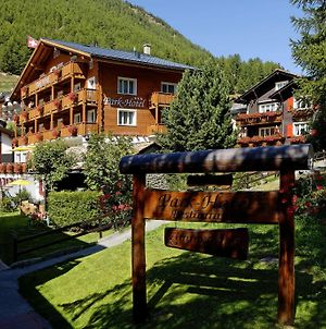 Park-Hotel Saas- Fee photos Exterior