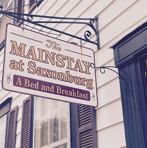 The Mainstay At Saxonburg photos Exterior