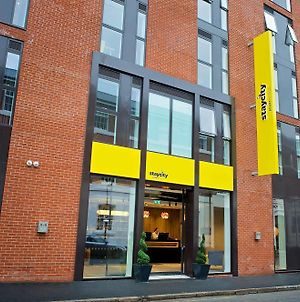 Staycity Aparthotels Birmingham Central Newhall Square photos Exterior
