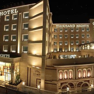 Thousand Nights Amman Hotel photos Exterior