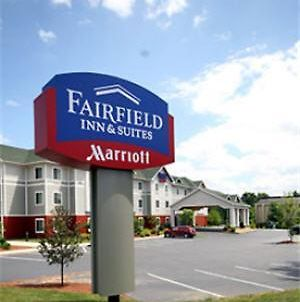 Fairfield Inn By Marriott White River Junction photos Exterior