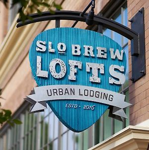 Slo Brew Lofts photos Exterior