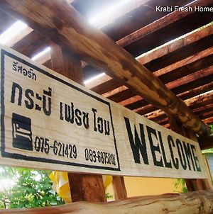 Krabi Fresh Home Resort photos Exterior