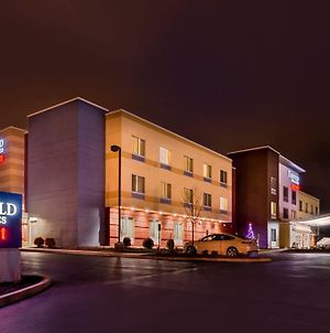 Fairfield Inn & Suites By Marriott Utica photos Exterior