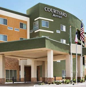 Courtyard By Marriott El Paso East/I-10 photos Exterior