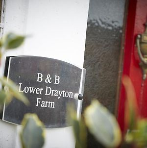 Lower Drayton Farm B&B photos Exterior