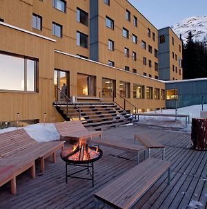 Youth Hostel St. Moritz photos Exterior