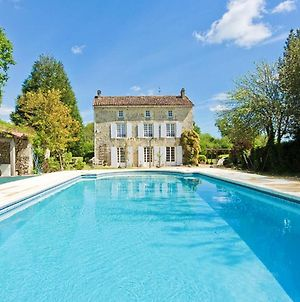 Charming Mansion In La Foret De Tesse With Pool photos Exterior