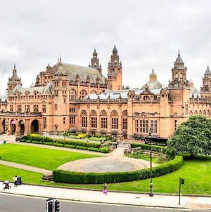 Altido 2 Bed West End Apt Overlooking Kelvingrove Museum photos Exterior