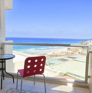Beautiful Apartment With Sea View In Sharon Hotel photos Exterior