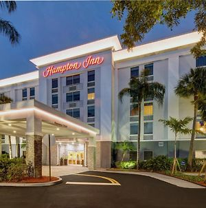 Hampton Inn Fl West Pembroke Pines photos Exterior