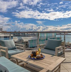 2Br Penthouse Waterfront Apt In Cbd Auckland - Free Parking! photos Exterior