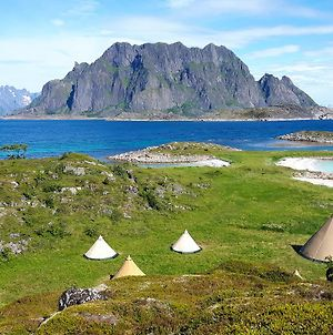 Lofoten Beach Glamping photos Exterior