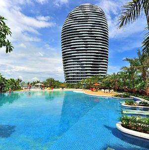 Sanya Phoenix Island Dawn Of Ocean Holiday Hotel photos Exterior