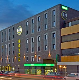B&B Hotel Hamburg Wandsbek photos Exterior