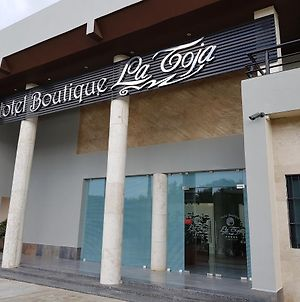 Hotel Boutique La Toja Campeche photos Exterior
