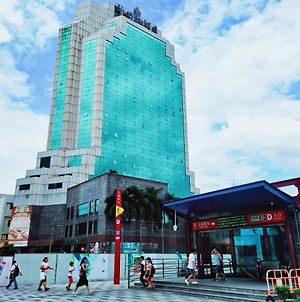 Guangzhou New Century Hotel photos Exterior
