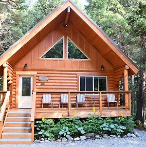 Alyeska Hideaway Log Cabins Placer Cabin photos Exterior