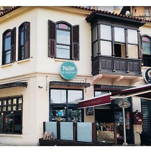 Pastor Historical Apart-Hotel The Gulf Of Izmir photos Exterior