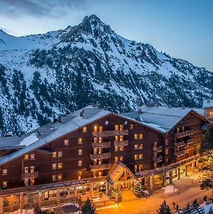 Skissim Premium - Residence Chalets Altitude & Ours 5* By Travelski photos Exterior