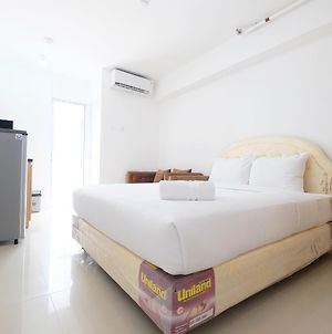 Affordable Studio With Sofa Bed At Bassura City Apartment photos Exterior