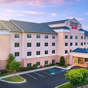 Fairfield Inn & Suites By Marriott Chattanooga photos Exterior
