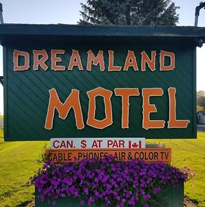 Dreamland Motel photos Exterior