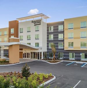 Fairfield Inn & Suites By Marriott St Petersburg North photos Exterior