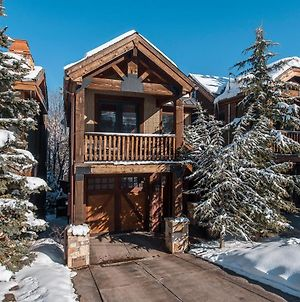 Slopeside 4 Bedroom Townhome By All Seasons Resort Lodging photos Exterior
