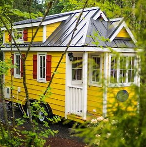 Mount Hood Village Savannah Tiny House 4 photos Exterior