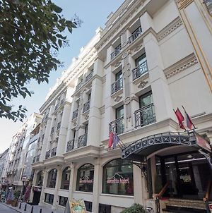 The Meretto Hotel Istanbul Old City photos Exterior