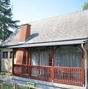 Holiday Home In Balatonmariafurdo 19288 photos Exterior