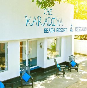 Karadiya Beach Resort photos Exterior