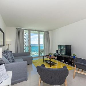 2/1.5 Miami - Hollywood Beach With Direct Ocean View At Tides 8Th photos Exterior