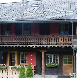Chalet Cergnat Bed And Breakfast photos Exterior