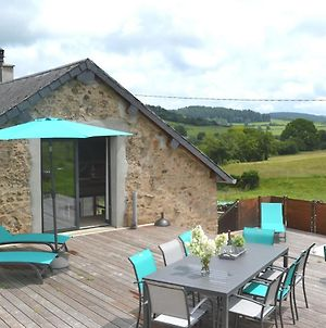 Beautiful Holiday Home In Chissey-En-Morvan Near Forest photos Exterior