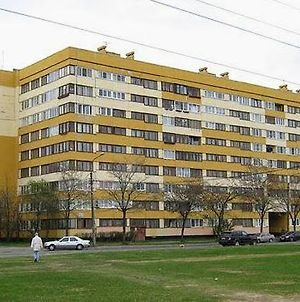 Apartment On Petergofskoye Shosse 19 photos Exterior